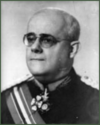 Portrait of Brigadier-General Franklin Emilio Rodrigues