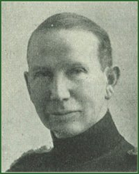 Portrait of Major-General Hans Aage Rolsted
