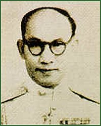 Portrait of Major General Luang Saranuchit