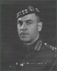 Portrait of Brigadier David Roy Sargent