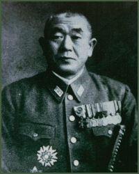 Portrait of Lieutenant-General Kotoku Sato