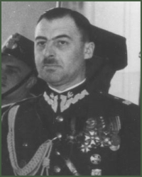 Portrait of Brigadier-General Kazimierz Piotr Schally