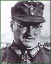 Portrait of Field Marshal Ferdinand Schörner
