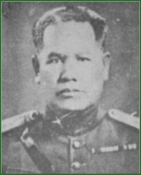 Portrait of General Luang Senanarong