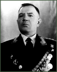 Portrait of Colonel-General Petr Grigorevich Shafranov