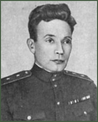 Portrait of Colonel-General Mikhail Nikolaevich Sharokhin