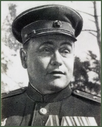 Portrait of Lieutenant-General Afanasii Dmitrievich Shemenkov