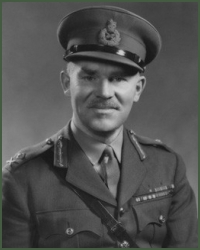 Portrait of Major-General Stephen Newton Shoosmith