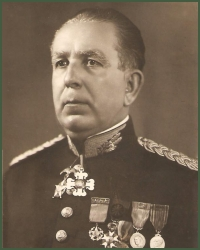 Portrait of General Valentim Benício da Silva