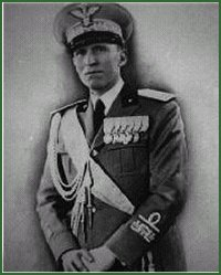 Portrait of Major-General Simone Simoni