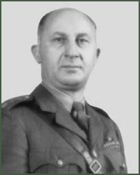 Portrait of Brigadier-General Bruno Sklenovsky