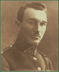 Portrait of Bigradier-General Kazys Skučas