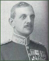 Portrait of Brigadier Nigel FitzRoy Somerset