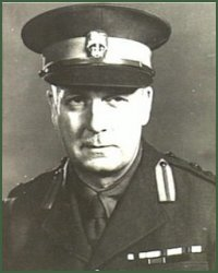 Portrait of Major-General Clive Selwyn Steele