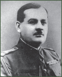 Portrait of Lieutenant-General Ilie Şteflea