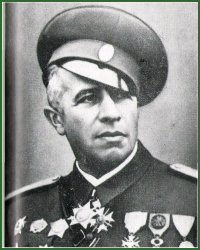 Portrait of Colonel-General Vladimir Dmitrov Stoychev