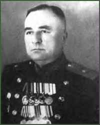 Portrait of Major-General Andrei Ermolaevich Svirin