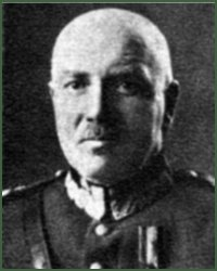 Portrait of Major-General Antoni Szylling