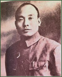 Portrait of General 2nd Rank  Tang Enbo