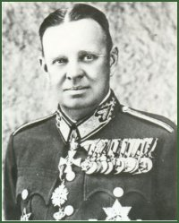 Portrait of Major-General Béla Tarnay