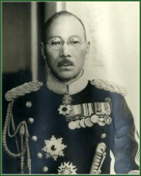 Portrait of Lieutenant-General Kanichirō Tashiro
