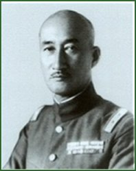 Portrait of Field Marshal Hisaichi Count Terauchi