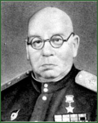 Portrait of Lieutenant-General Aleksei Dmitrievich Tereshkov