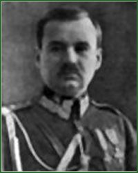 Portrait of Major-General Wiktor Thommée