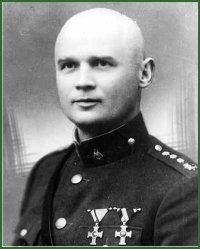 Portrait of Major-General August Traksmaa