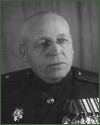 Portrait of Major-General Nikolai Andreevich Trushkin
