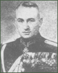 Portrait of Major-General Petr Ivanov Tsankov