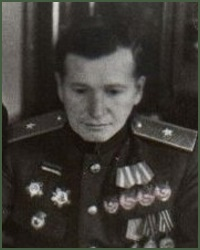 Portrait of Major-General of Artillery Vasilii Vasilevich Tsarkov
