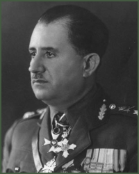Portrait of Lieutenant-General Georgios Tsolakoglou