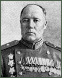 Portrait of Major-General Zakhar Nikitovich Usachev