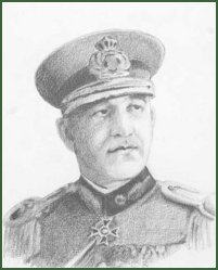 Portrait of Lieutenant-General Z. Constantin Vasiliu