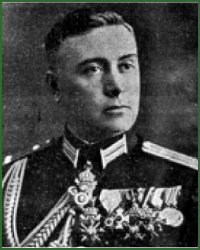 Portrait of Major-General Hristo Ivanov Velchev