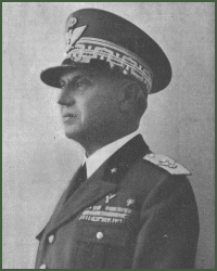 Portrait of Lieutenant-General Nino Salvatore Villa Santa