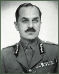 Portrait of Major-General Cecil Meadows Frith White