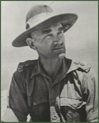 Portrait of Brigadier David Adie Whitehead