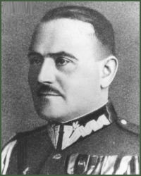 Portrait of Brigadier-General Franciszek Sewerin Wład