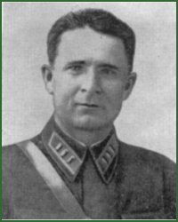 Portrait of Major-General Ivan Terentievich Zamertsev