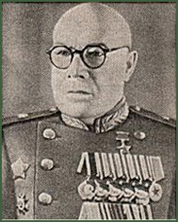 Portrait of Major-General Pavel Filippovich Zaretskii