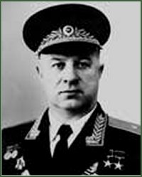 Portrait of Lieutenant-General of Technical-Engineering Service Pavel Mikhailovich Zernov