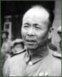 Portrait of Lieutenant-General  Zhang Gan