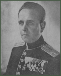 Portrait of Major-General Matey Hristov Zlatoustov