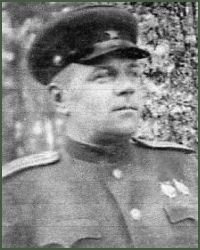 Portrait of Major-General of Artillery Dmitrii Stepanovich Zrazhevskii